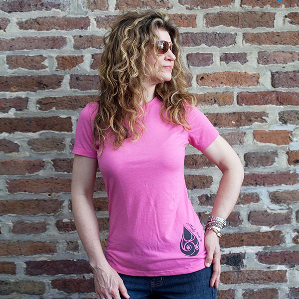 Shelly Waters_Pink Shirt