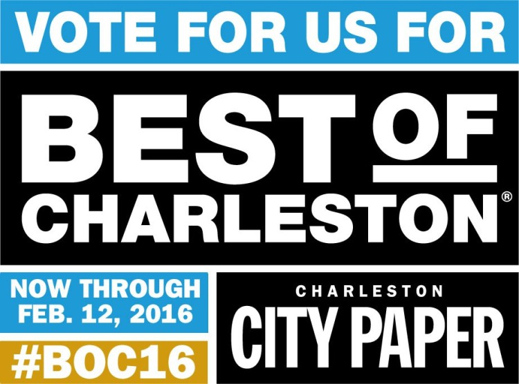 Best Of Charleston 2016